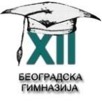 Дванаеста београдска гимназија
